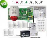 Paradox S/6LED+ GSM PCS 250