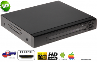 DVR HYBRO-H16B1-W2 16 KANÁLOV FULL HD